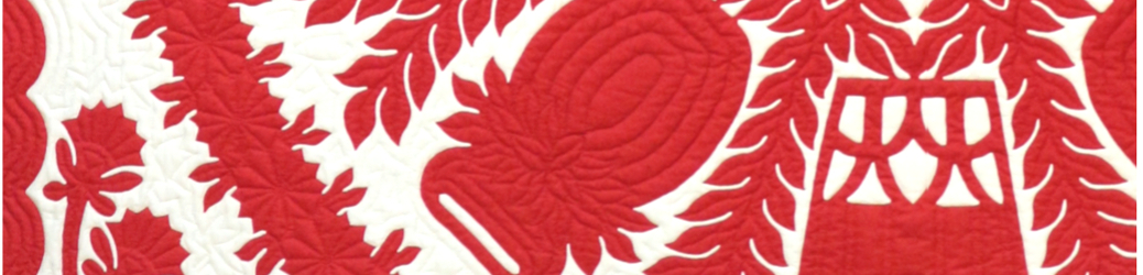 Anela's Hawaiian quilts